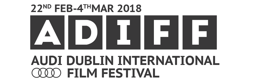 Audi Dublin International Film Festival Logo