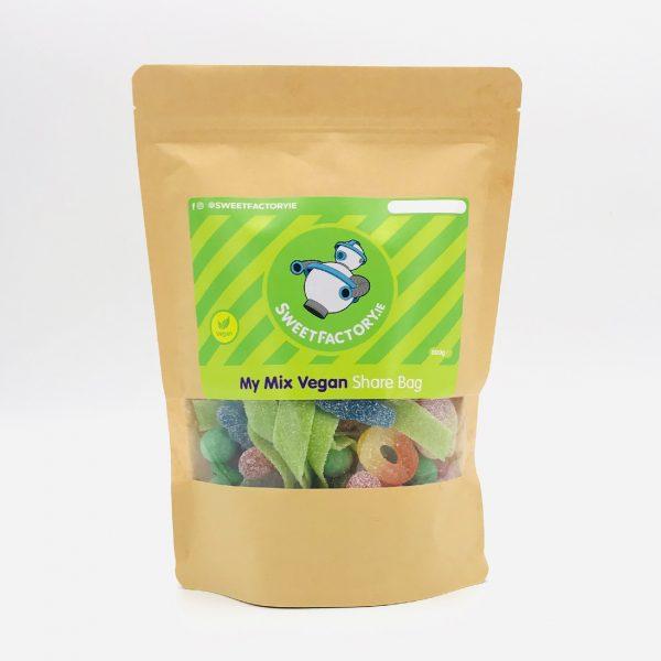 My Mix Vegan Share Bag 800g