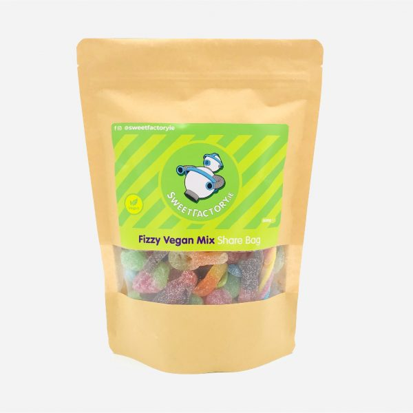 Fizzy Vegan Mix Share Bag
