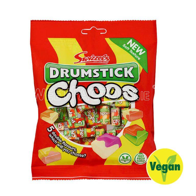 Drumstick Choos Share Bag