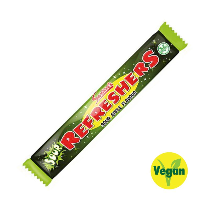 Sour Apple Refresher Chew Bar