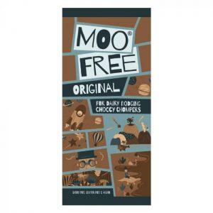 Moo Free Milk Choc 80g