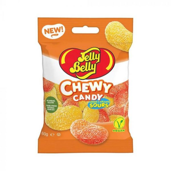 Jelly Belly Lemon and Orange