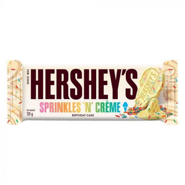 Hersheys Sprinkles'n'Cream