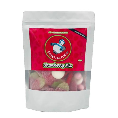 Strawberry Mix 800g